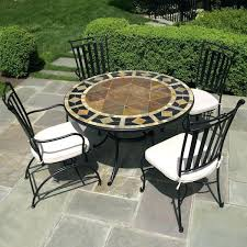 circle patio table round patio furniture urant mosaic for table outdoor cushions round outdoor tablecloth with
