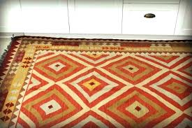 kitchen rag rugs country french area twine rug and