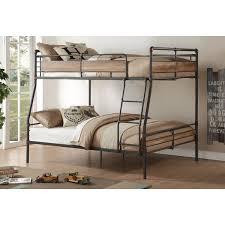 Harriet Bee Eloy Full Over Queen Bunk Bed \u0026 Reviews | Wayfair