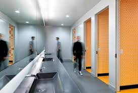 office washroom design. why corporate bathrooms stink and how good design can fix this - workplace strategy architecture office washroom
