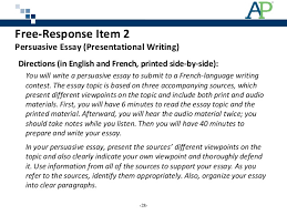 writing an essay in french co writing an essay in french french essay writing rutgers essay writing an essay in french