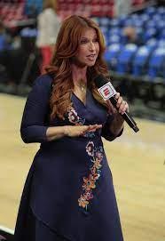 Cleveland cavaliers forward lebron james is interviewed by journalist rachel nichols after. Rachel Nichols Maria Taylor Diversity Dig In Secret Espn Video