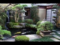 Wonderful Japanese Garden Design I Japanese Garden Design For Small Spaces