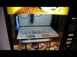 Ice Cream Vending Machines Classy The Icecream Vending Machine YouTube