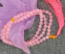 Натуральный <b>6</b> мм камень буддийский <b>розовый кварц</b> 108 ...