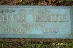 Alvin Richter (1893-1946) - Find A Grave Memorial