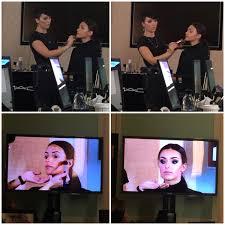mac makeup work tutorial technique cl s mua