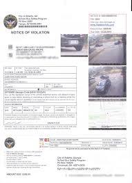 Red Light Ticket Atlanta Ga How I Beat Traffic Court