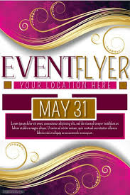Flyers For Fundraising Events Postermywall Event Flyers Professional Event Flyer Pinterest