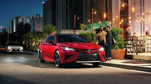 2018 Toyota Camry Gas Mileage San Diego | Toyota San Diego