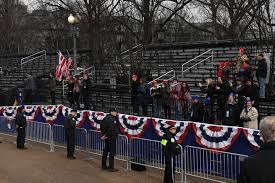 trump inauguration crowd size fox trump battles media over inauguration crowd size radio new zealand