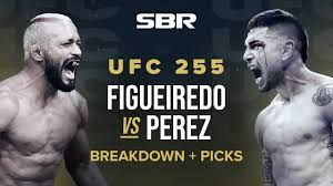 UFC 255 Parlay Predictions and Picks ...