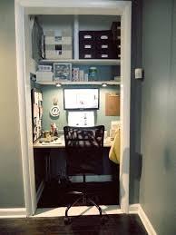 home office closet ideas. Contemporary Office Home Office In Closet Ideas  Intended Home Office Closet Ideas