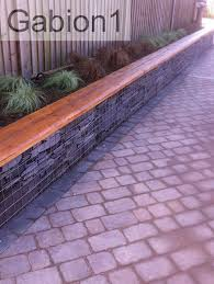 Small Picture The 25 best Gabion retaining wall ideas on Pinterest Gabion