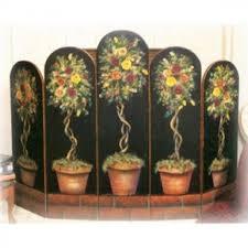 image of image custum decorative fireplace screens ideas