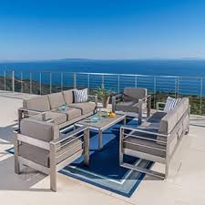 Aluminum Patio Furniture Outdoor Seating & Dining For Less