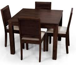 innovative 4 chair dining table set astounding square dining room 4 chair dining table set home