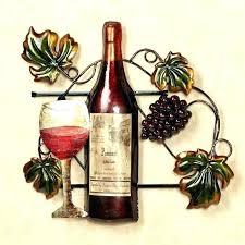 wine bottle wall art large  on large wine bottle wall art with wine bottle wall art metal dialysave