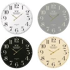 Retro Kitchen Wall Clocks Bedroom Wall Clocks
