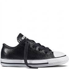 women s converse and converse chuck taylor all star leather leather men s shoes metallic amp toddler black white pink baby ed