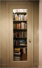 Book Storage Hack #6: Closet library
