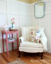french chair upholstery ideas. thrifty french chair makeover (annie sloan chalk paint upholstery ideas w
