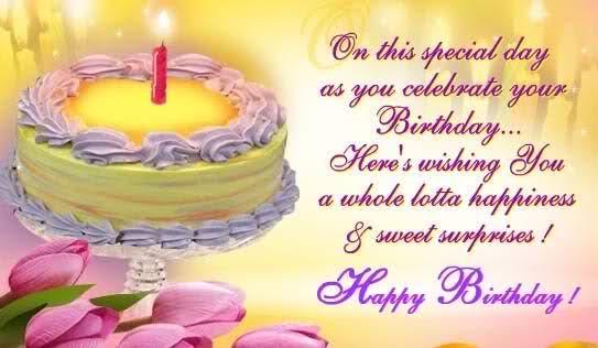 birthday shayari for friend in english