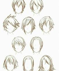 I made this tutorial on how i colour anime hair for. How To Get The Best Anime Boy Hair Style Possible Human Hair Exim