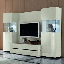Modern Cabinets For Living Room Living Room Modern White Tv Cabinet Terracotta Flooring Wooden