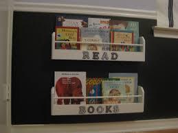 Wall Display Bookshelves