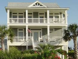 See amazing and beautiful stilt homes—you'll want to climb up and go in! Coastal Home Plans Pilings House Plans 136527