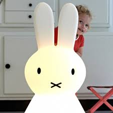 Mr Maria The Extra Large Miffy Lamp