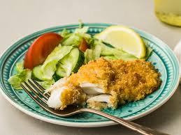 Parmesan Crusted Baked Fish Fillet Recipe
