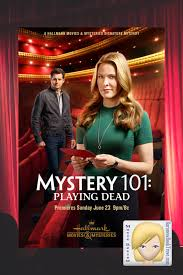 Mystery 101: Playing Dead - Baroness' Book Trove   Jill wagner, Hallmark  mysteries, Hallmark movies