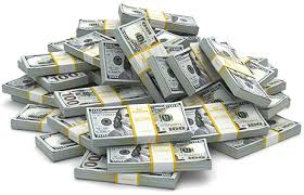 Image result for Images of piles of currency
