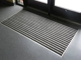 Aluminum Roll Up mats - Refurbished recessed aluminum mat ...