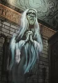 We know that Moaning Myrtle was petrified by the Basilisk when Tom opened  the chamber for the first time. How did she become a ghost? - Quora