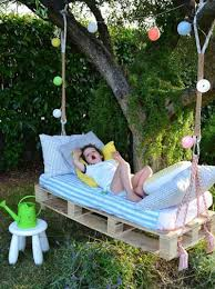 Diy Outdoor Projects Diy Swing Ideas For Kids