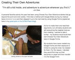 Choose Your Own Adventure Story Template Choose Their Own Adventure The Time Traveling Teacher