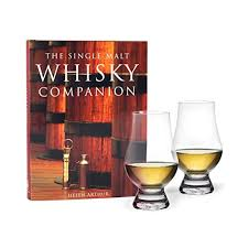 amazon glencairn 3 piece whiskey gl and book gift set old fashioned gles mixed drinkware sets