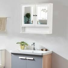 corner bathroom storage wall cabinet