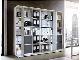 shelving systems for home office. amazing of home office shelving systems in white finish interior for i