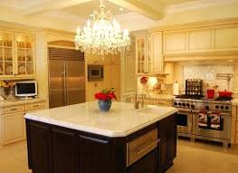 kitchen island chandelier for a larger island you can do two chandeliers best kitchen island chandeliers
