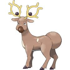 Height and weight of each pokémon is the standard height and weight, but in this game that varies. Stantler Pokemon Bulbapedia The Community Driven Pokemon Encyclopedia