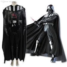 whole star wars darth vader costume suit robe men cosplay costume custom made japanese anime cosplay costumes anime dress cosplay from