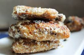 garlic parmesan wings low carb thm s keto trimhealthymama