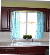 attachment image alt turquoise kitchen curtains
