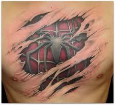 3d Tattoos Spider My Tattoo
