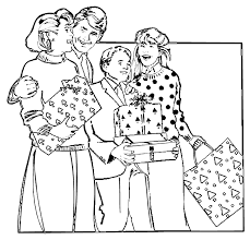 Small Picture Stunning Family Coloring Pages Ideas New Printable Coloring