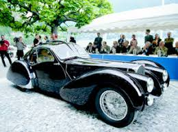 The bugatti type 57 and later variants (including the famous atlantic and atalante) was an entirely new design created by jean bugatti, son of founder ettore. 1936 Bugatti Type 57sc Atlantic Type 57 Specifications Technical Data Performance Fuel Economy Emissions Dimensions Horsepower Torque Weight